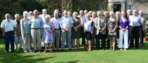 Rotary Club of St Ives members